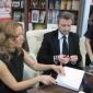Lansare carte Trei vieti. Pedeapsa / Bucuresti, Craiova, Timisoara, Cluj, Sibiu