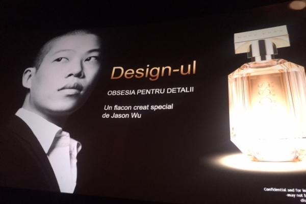 The Scent si fascinantul Jason Wu